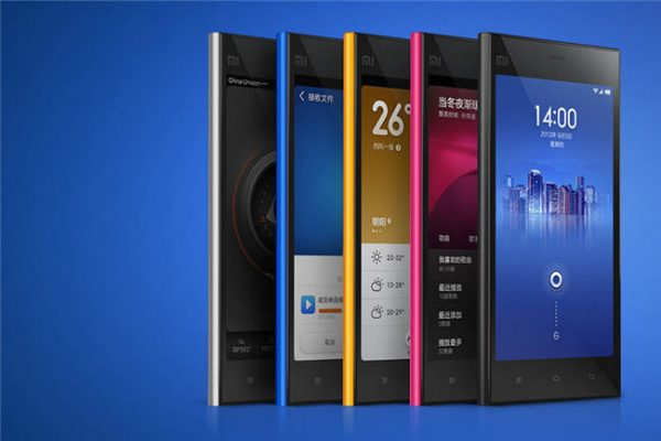 Lei Jun of Xiaomi launches - Mi3 Smartphone for Rs 14999 with MIUI Rom