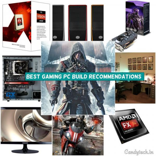 3 Best Gaming PC configuration under Rs 40000 India 2014