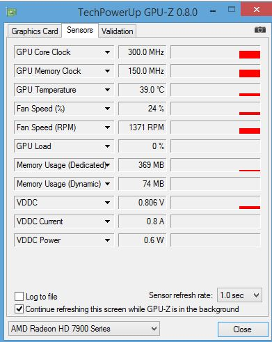GPUZ Nvidia Graphics card overclocking