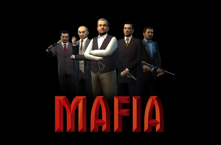 mafia The game