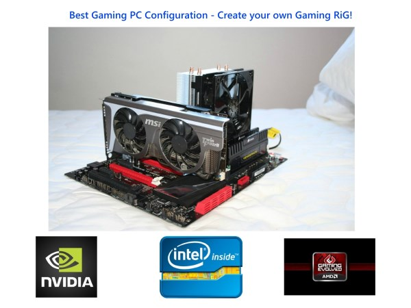 Gaming PC Build Custom PC India