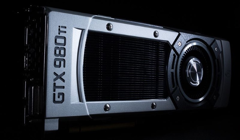 Brief Review Nvidia GTX 980 Ti Priced 56K India