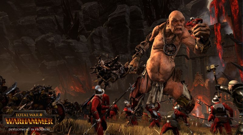 Warhammer Total War Brings Mythology to Life