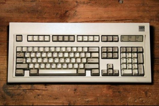 IBM Mechanical keyboard