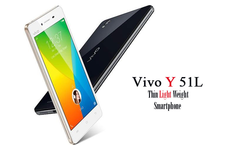 Vivo Y51L Launched on Flipkart Price Rs 11999