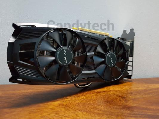 Review Galax Nvidia GTX 1060 EXOC - Superb Performer