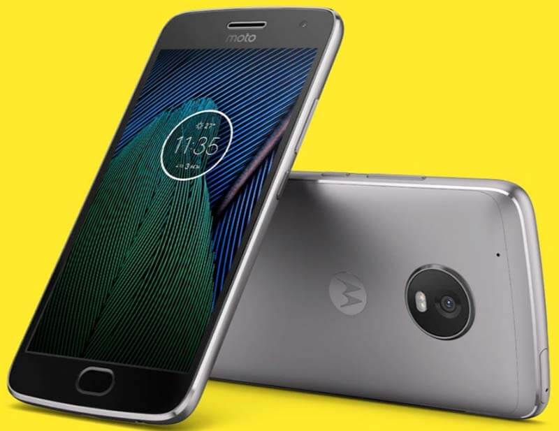 Snapdragon 625 Powered Moto G5 Plus Press Images Specs Leaks