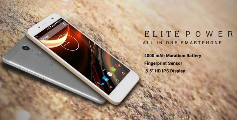 Swipe Elite Power Price 6999 Offers Good Battery Life