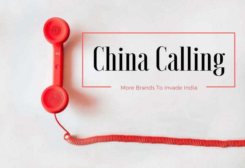 More Chinese Mobile Brands to Invade India in 2017
