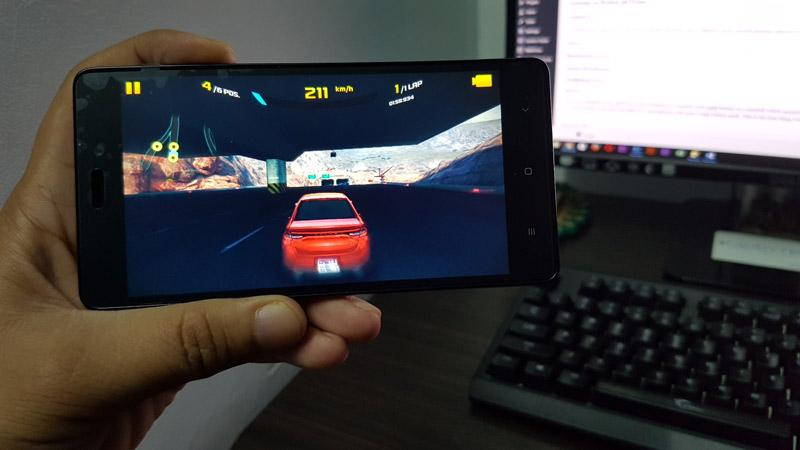 Redmi 3S Prime Gaming
