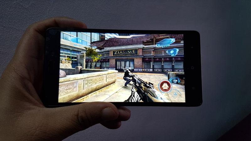 Redmi 3S Prime Nova 3 Game