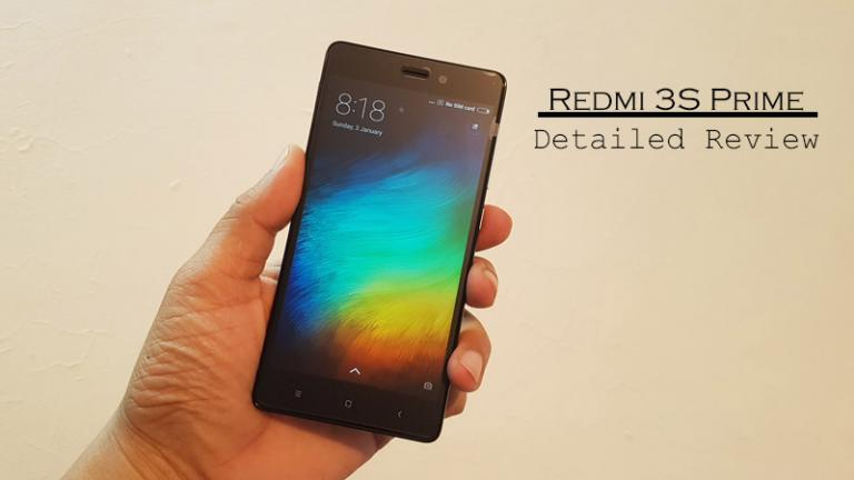 Redmi 3S Prime Review Gaming Camera User Experience