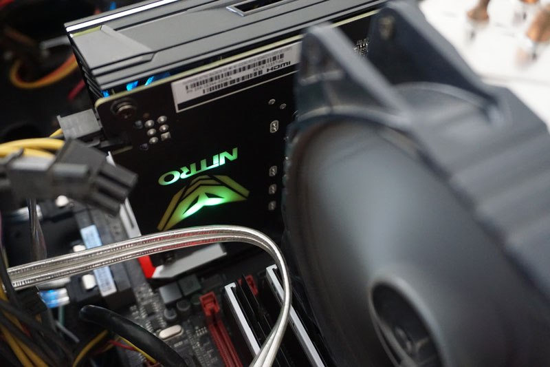 AMD RX 460 Review - Sapphire Nitro 4 GB GDDR5