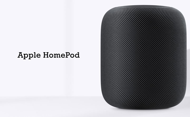 Apple Homepod to Come in Dec'17 Made for Audiophiles