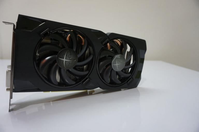 XFX AMD RX 470 Black Edition Review