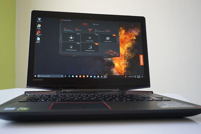 Lenovo Legion Y720 Review