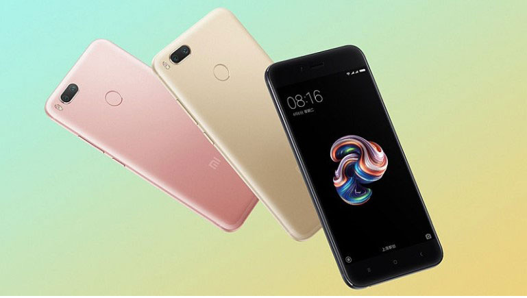 Xiaomi Mi 5X China Launch