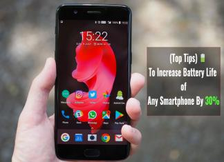 How to Increase Battery Life of Android Smartphone (Tips)
