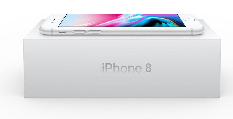 iPhone 8 Box