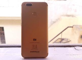 Xiaomi Mi A1 Picture (2)