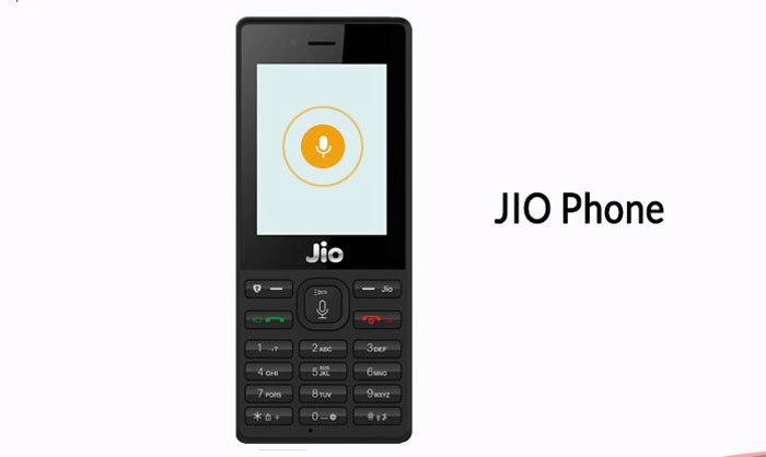 Reliance JIO-Phone