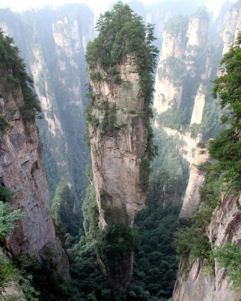 Tianzi-Mountain-(China)-image