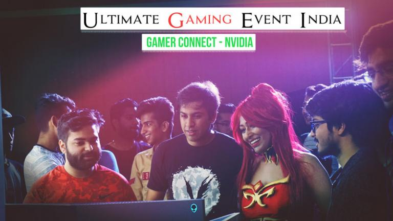 Nvidia Gaming Event – Chandigarh Highlights Video