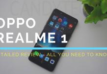 Oppo RealME 1 - Review