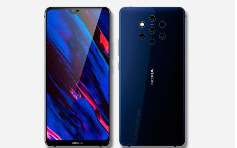 Nokia 9 Latest Image