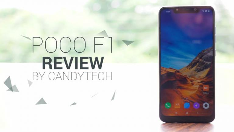 POCO F1 Review – The Speed Monster From Xiaomi (Update)