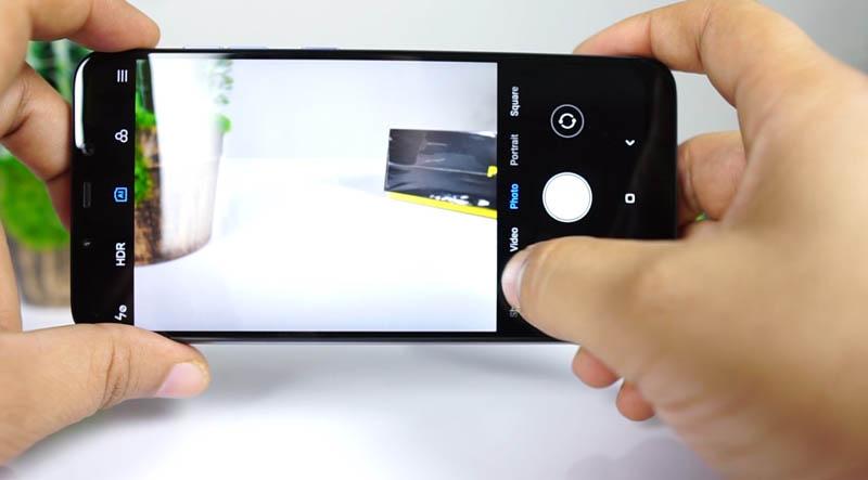 POCO F1 Image Camera