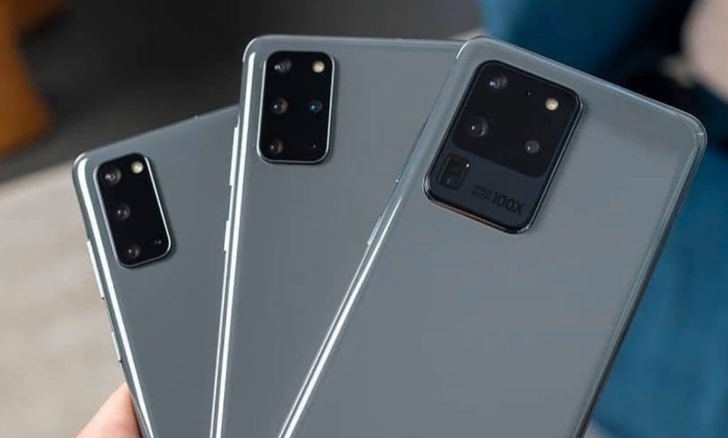 Samsung S20 Series
