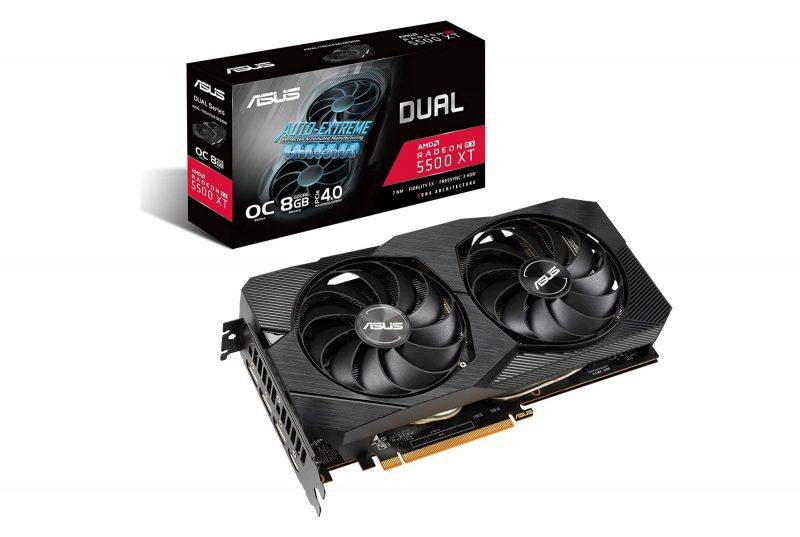 Radeon 5500 XT
