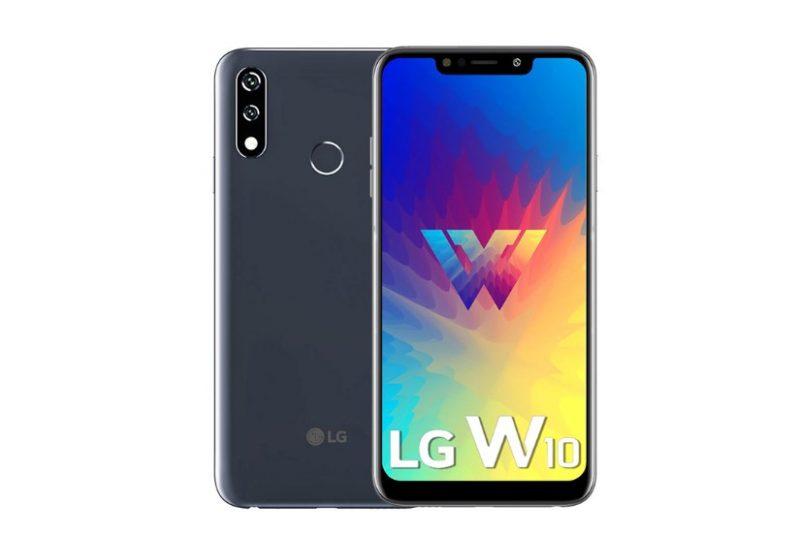 LG W10 Image