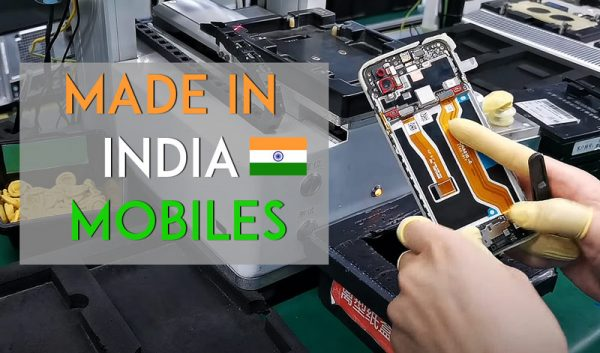 Made in India Mobiles
