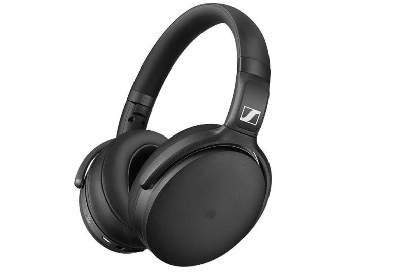 3. Sennheiser HD 4.50 SE BTNC Bluetooth Wireless Headphones