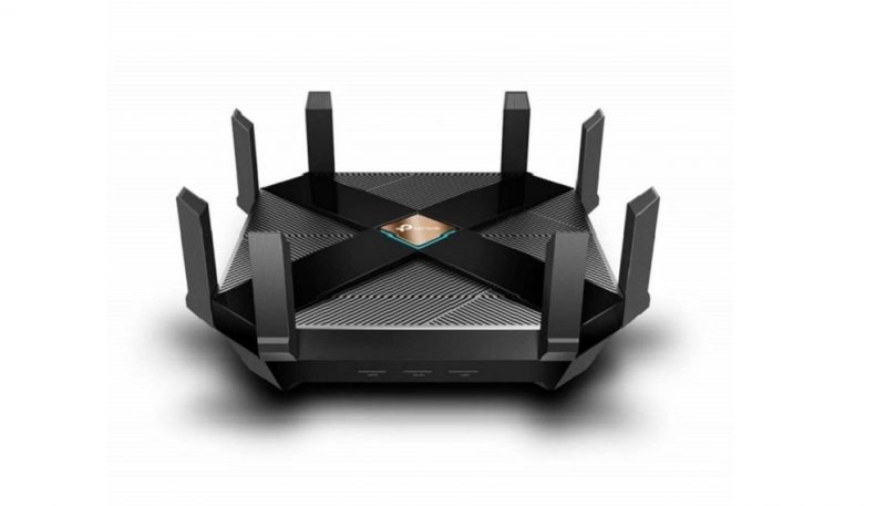 Tp Link Archer Ax6000 WIFI 6 Router