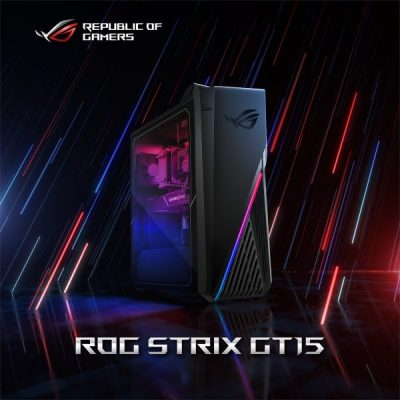 ASUS ROG Strix GT15 Gaming Desktop 2