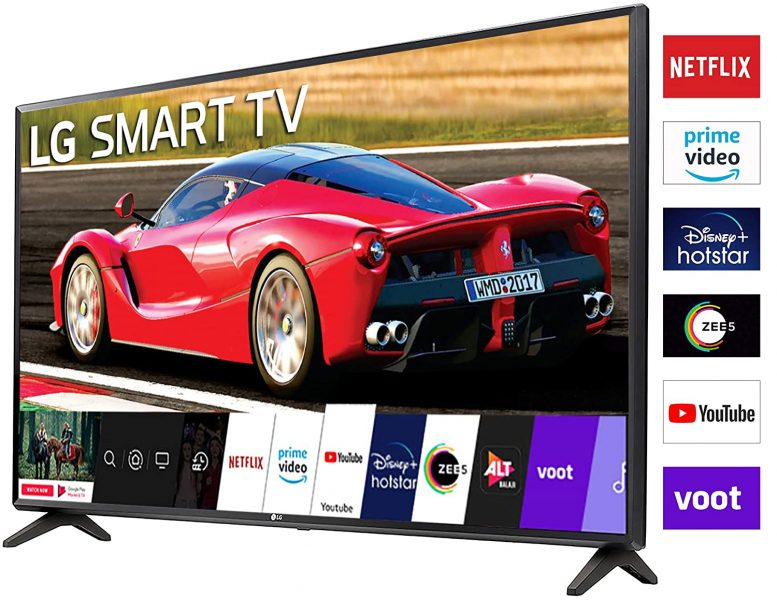LG HD Ready Smart LED TV 32 inches