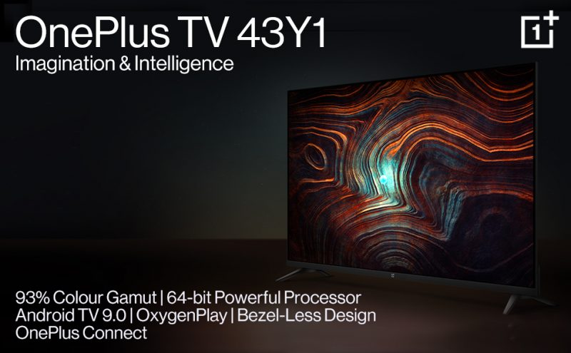 OnePlus TV Y-series 43 inches