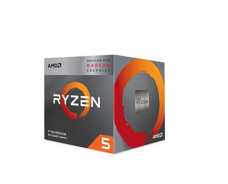 AMD Ryzen 5 3400G CPU