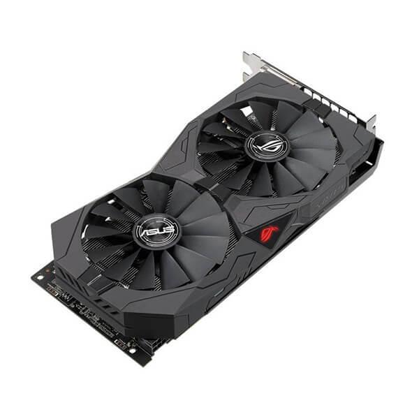 ASUS ROG STRIX Radeon RX 570 GPU