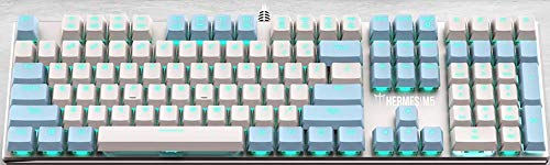Gamdias Hermes M5 mechanical gaming keyboard