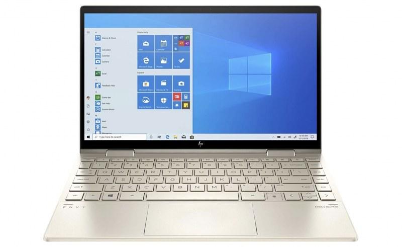 HP Envy X360 Intel 11th Gen