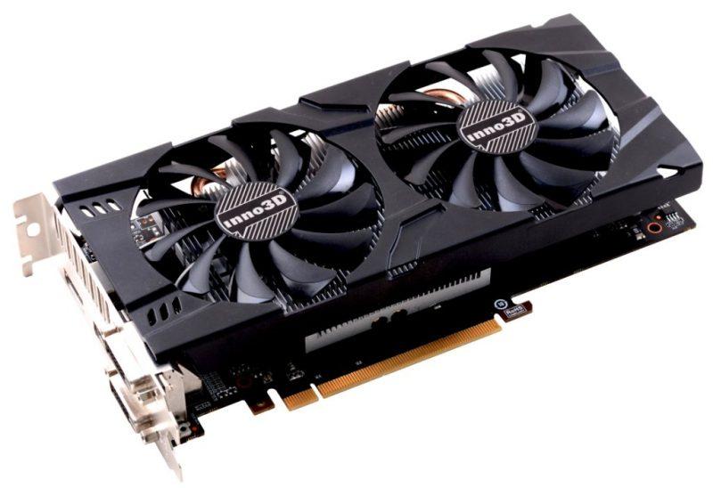 Inno3D NVIDIA GTX 1060 GPU