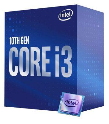 Intel Core i3-10100- 10th Gen