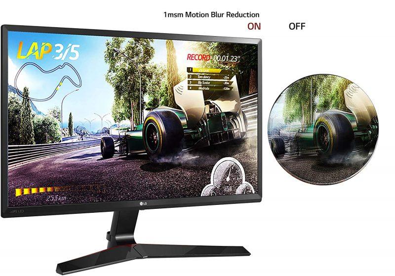 LG 24 inch gaming monitor