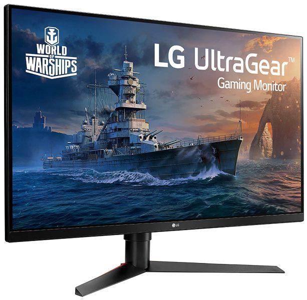 LG Ultra Gear 32 inch gaming monitor
