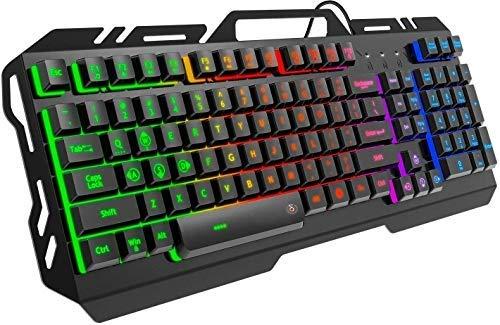 Offbeat Slayer gaming keyboard