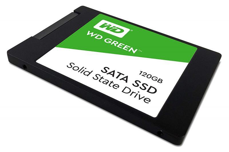 Western Digital WD Green SATA SSD